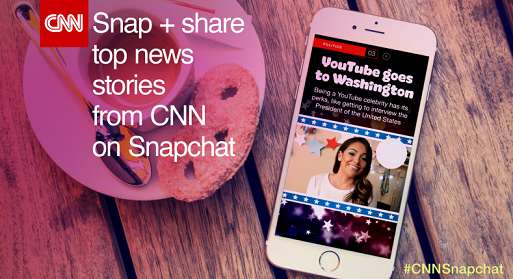 CNN Launches New Daily News Show for Snapchat: