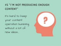 Do B2B Content Marketers Struggle to Keep Ideas Coming?