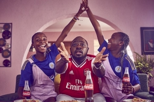 Coca-Cola leverages its English Premier League sponsorship in Nigeria