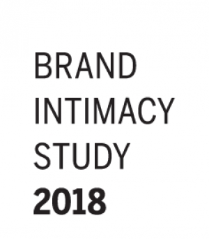 Brand Intimacy Report 2018