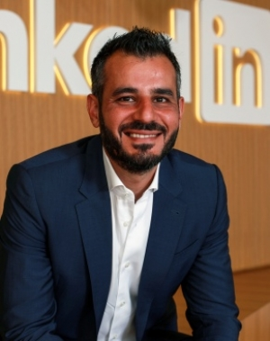 Ziad Rahhal , LinkedIn's head of Marketing Solutions for MENA
