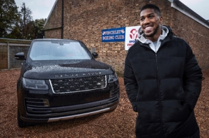 Land Rover creates Range Rover SVAutobiography for world heavyweight champion Anthony Joshua